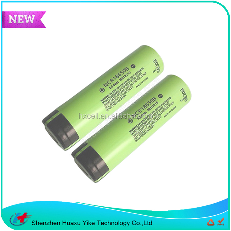 18650 Ncr18650b 3400 mah 3.7 v Bateria De Lítio/3400 mah 18650 NCR18650B li-ion bateria made in Japan