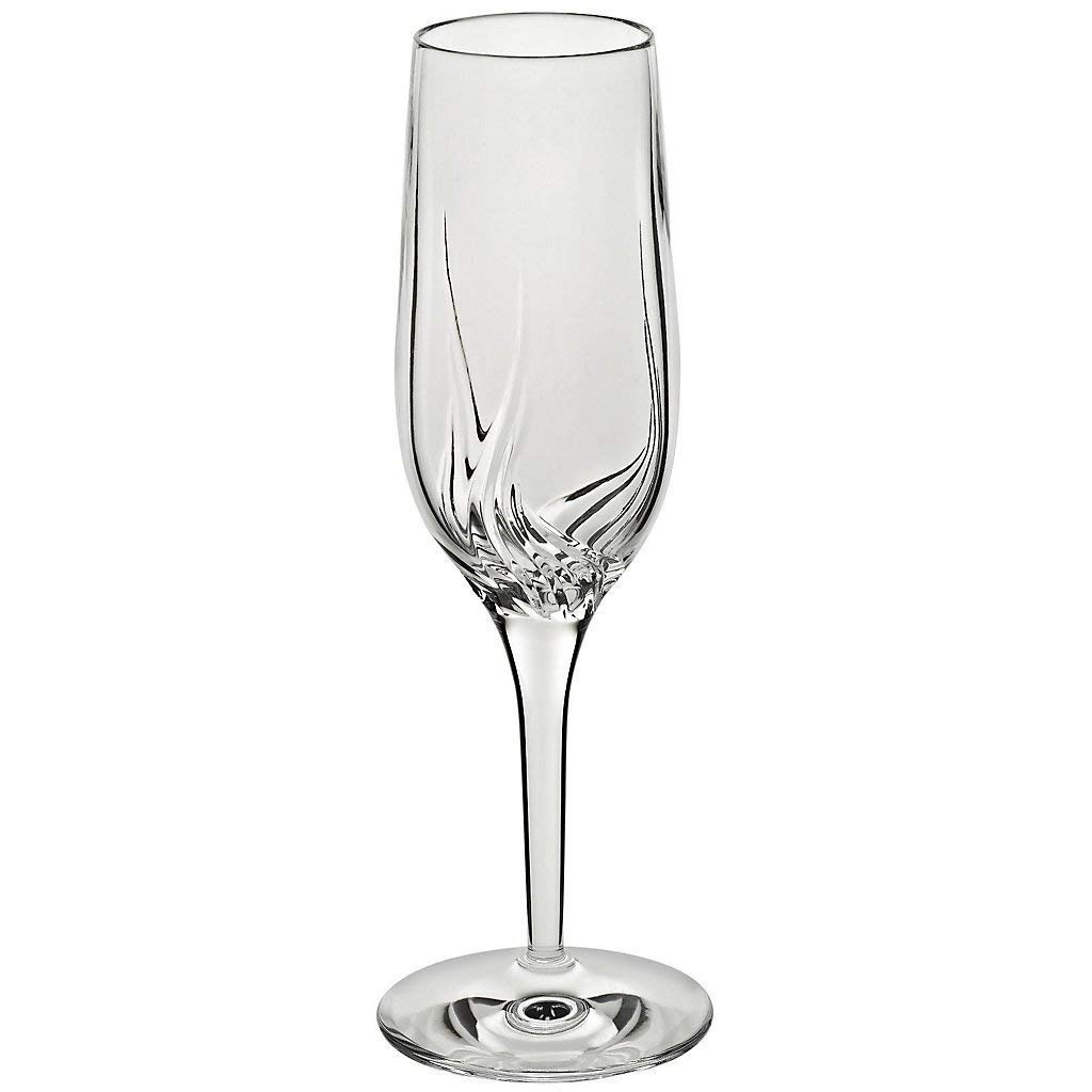 3.25x7 Clear Fifth Avenue Crystal 229571-2CPJF Geneva Champagne Coupe