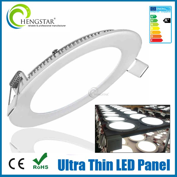 glass led panel light