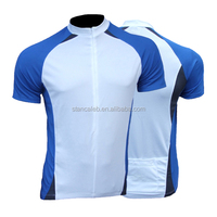 Stan Caleb Polyester short sleeve men cycling skin suit and Arm leggings Warmers