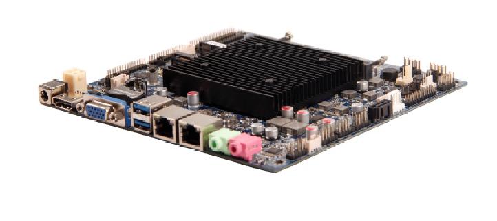 Intel Celeron J4005/j4105 Processor Supported Industrial Dual Lan Mini-itx  Motherboard - Buy Mini-itx Motherboard,Industrial Mini-itx