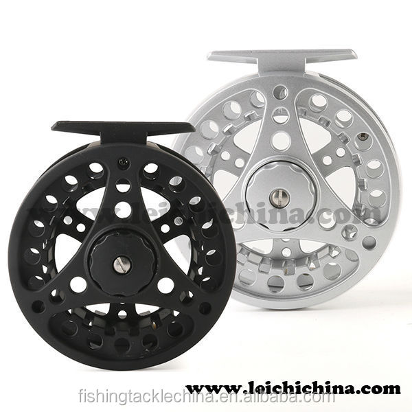 Aluminium die cast Chinese fly fishing reel