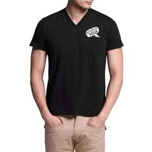 Wholesale Fashion And Casual Wear Custom Printed Pattern Short Sleeve Black Tshirt For Men