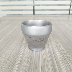 Factory Price Gr2 Titanium pipe fitting Concentric Reducer