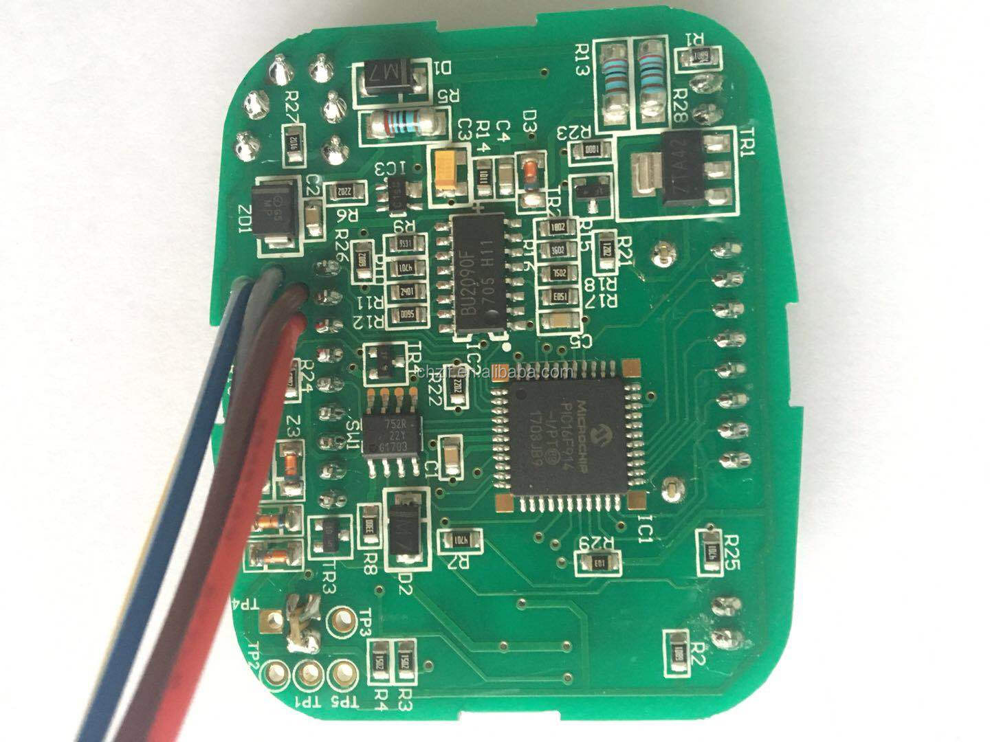 Pcb Control Board For Air Source Heat Pump Water Heater Whale Ak1264 Space Primary Circuit Wholesale Suppliers Alibaba
