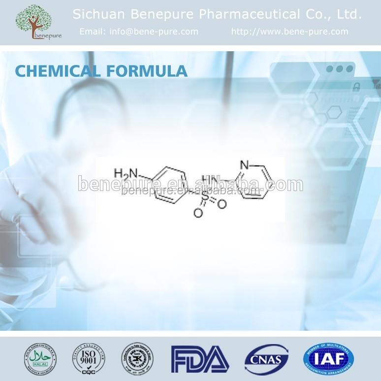 cure cardiovascular and cerebrovascular diseases, CP/JP/EP/BP CAS No. 144-83-2 ,Sulphapyridine