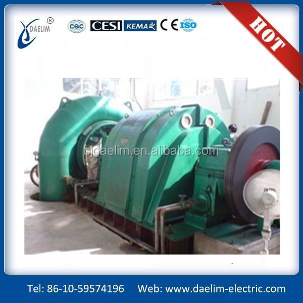 High Quality Hydro Power Plant Equipments