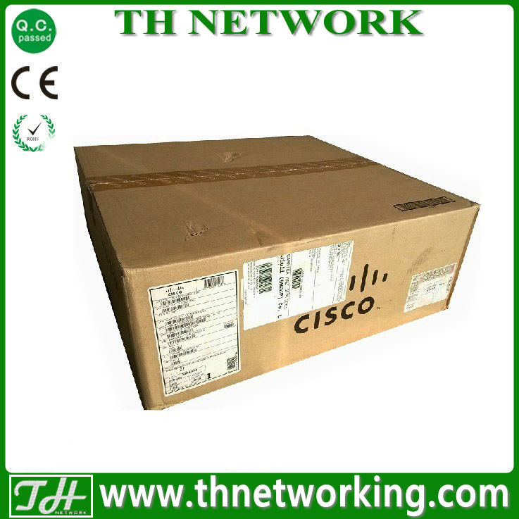 Genuine Cisco 3900 Router EHWIC-D-8ESG-P Eight port 10/100/1000 Ethernet switch interface card w/ PoE