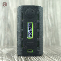 Wholesale Tesla Newest Released Teslacigs Wye 200W Electronic cigarette box mod Silicone Case Cover sleeve