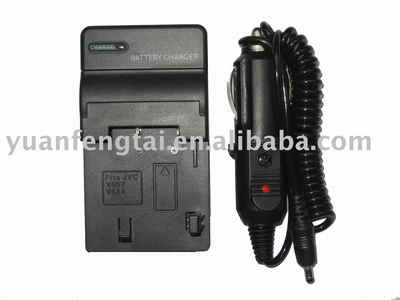 BN-V507 Battery Charger Camcorder Battery Charger for JVC BN-V507