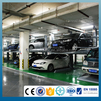 Qingdao Smart And Hydraulic Lifting Garage Car Parking Solutions