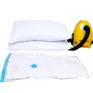 High quality home space saver vacuum storage bag for clothes and quilt