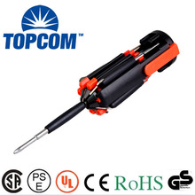 8 In 1 Multi Screwdriver With 6 LED Powerful Torch