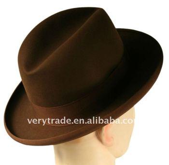 8c45e06ae4d Vintage Hats Borsalino Homberg - Buy Borsalino
