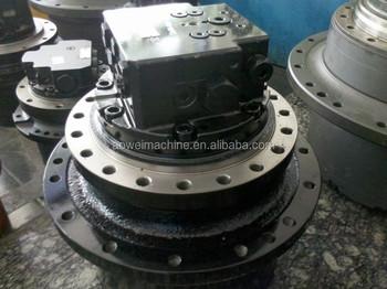 2441u995f1 kobelco sk150 travel device hy dash final drive for Hydraulic track drive motor