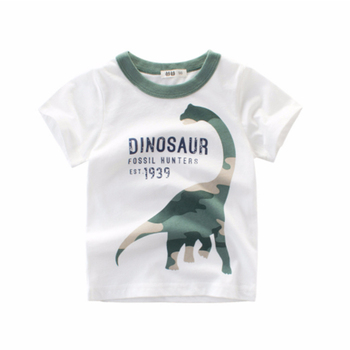 24d484565 Children Dinosaur Patterns Cheap T Shirt Printing Kid Boys Shirt - Buy ...