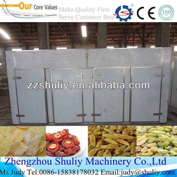 Commercial stainless steel sliced jerky drying oven