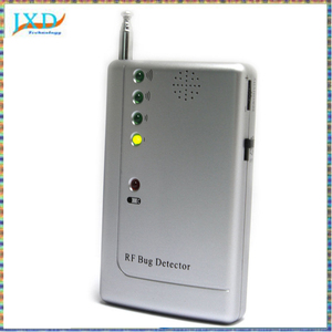 RF Signal Detector Wireless Transmitter GPS SPY Camera Bugs GSM Finder 6GHz  Anti Candid Camera Detector
