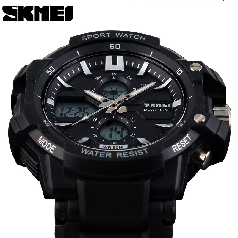 fashion cool mens watches skmei 0990 manual,trendy high quality sport wrist watch made in china