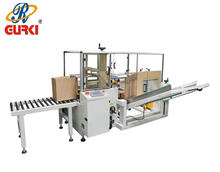 carton automatic forming and bottom sealing machine