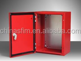 TIBOX Factory Design Metal Electrical Panel Box Battery Control