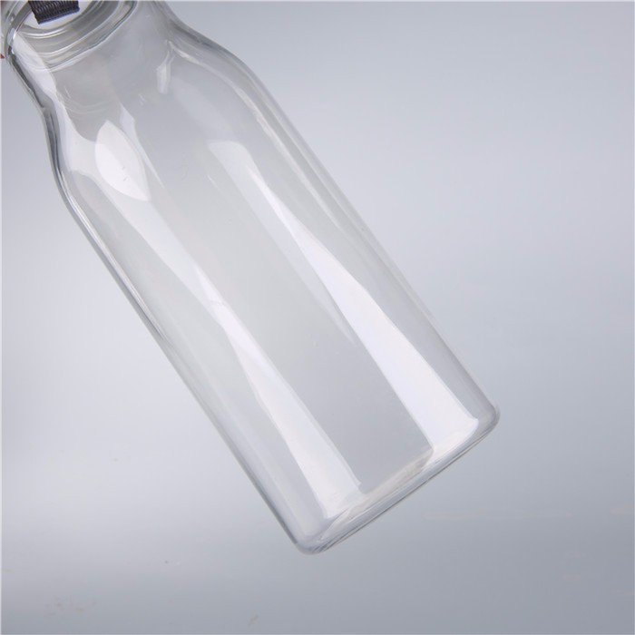 GREENSIDE clear plastic bottleplastic bottle with lidcustom plastic bottle