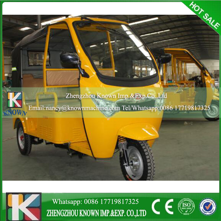 hot sale cheap electric/motor/solar power 3 wheel car for sale