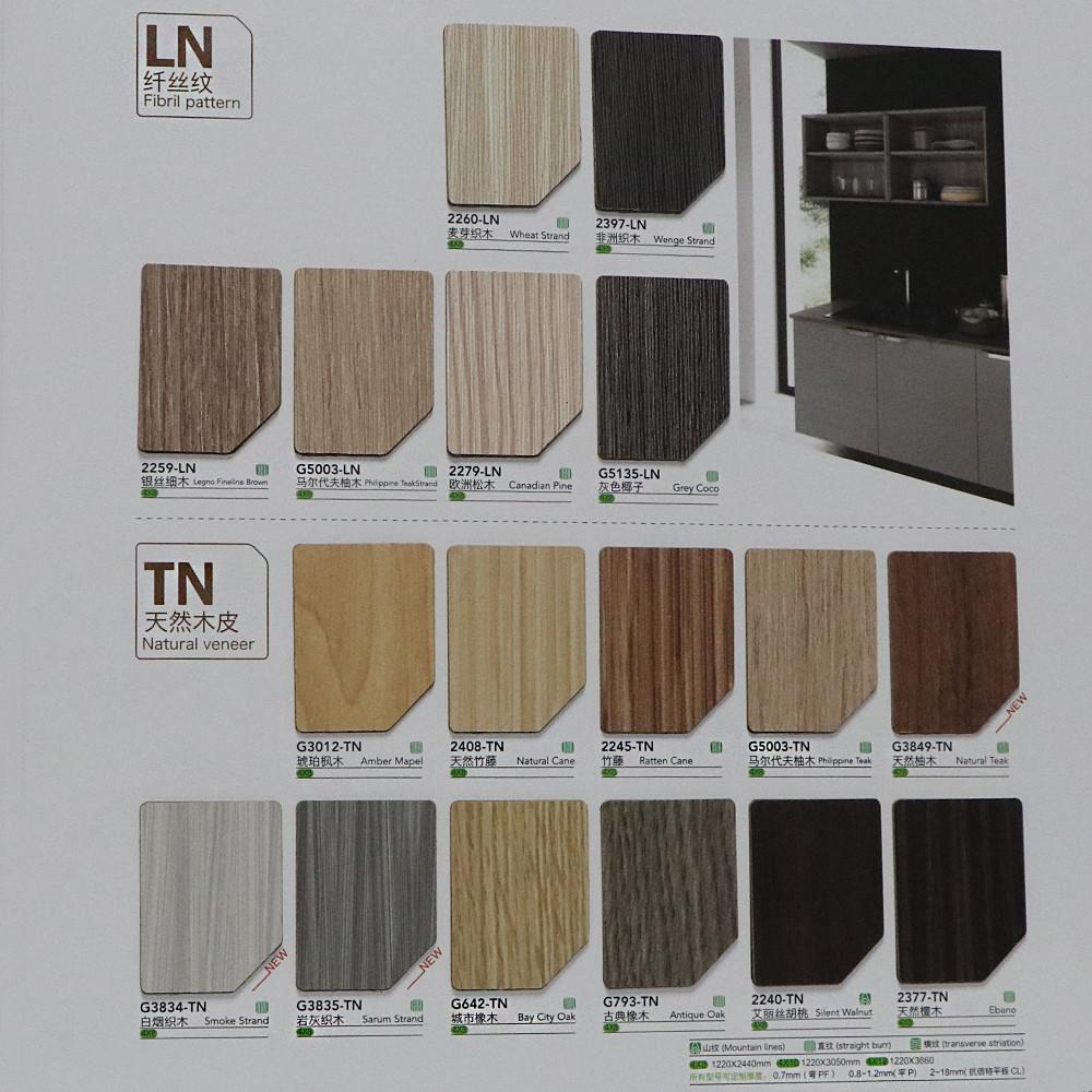Greenia Lamination Sheet Colours Textured Laminate Sheet