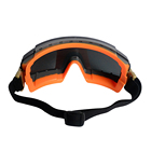 Tidal brand fashion detector custom logo dex snow ski eyewear goggle glasses with logo optical insert snowboard