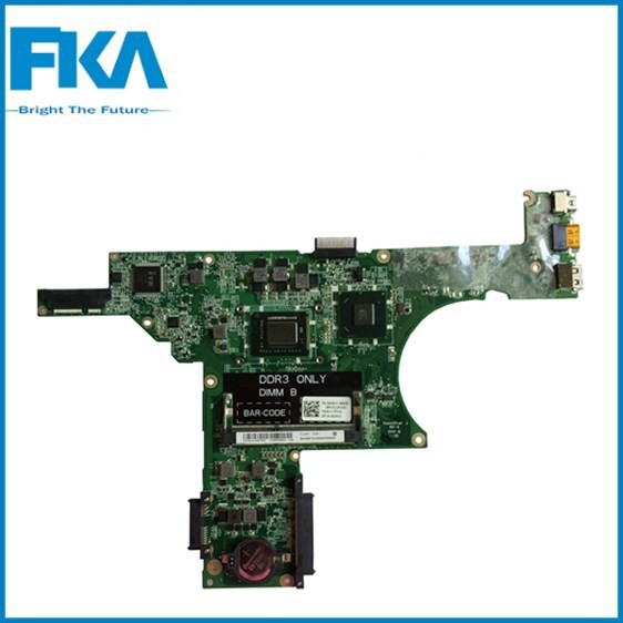 Wholesale GJ9VX computer motherboard For Dell Inspiron N411z 14Z