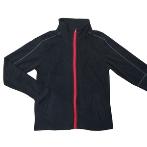 Wholesale used clothing men's fleece jacket unisex