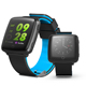 Colorful screen smart watch bracelet wristband fitness tracker phone health smartwatch ip68 waterproof heart rate monitor