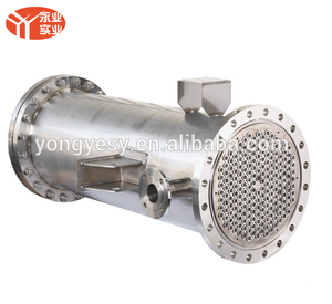 High pressure U type shell and tube heat exchanger made by the top manufacture in China