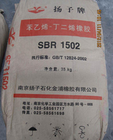 China wholesales high quality SBR 1502 synthetic rubber price