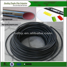 black drip irrigation 50mm hdpe pipe