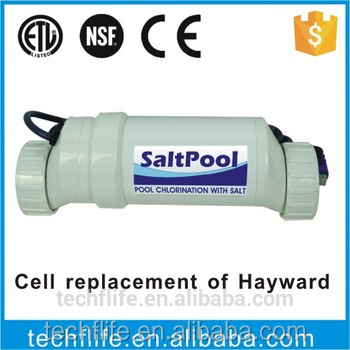 Swimming pool salt chlorinator cell compatiable to aquarite t3 t9 t15 buy chlorinator cell for Swimming pool salt chlorinator