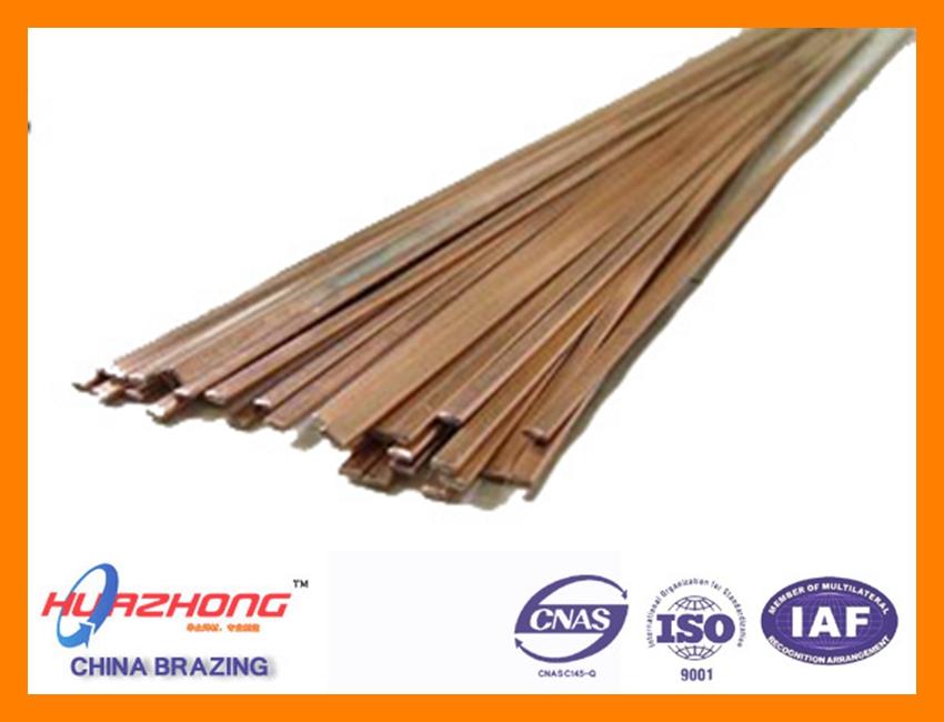 Copper zinc brazing rod brass welding rods sw rbcuzn a