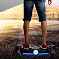 2017 newest hoverboard air board ox board hands free sigway balance scooter breathing led