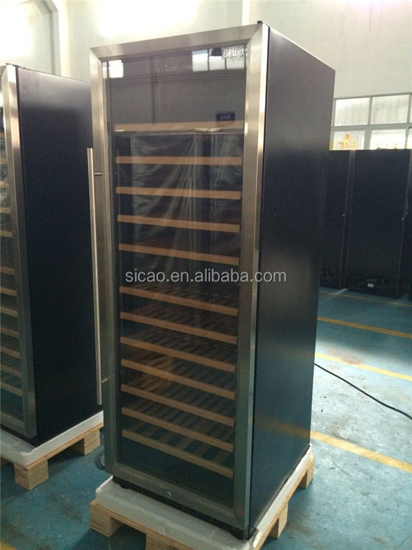 128 Bottles Compressor Tall Wine Coolers Cellars,Display Used Wine ...