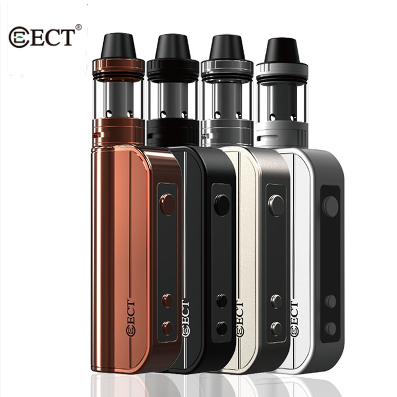 ECT original cigarette traveler 80TC new mod box e vape