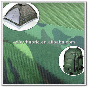 Good qualtity100%polyester camouflage oxford fabric with waterproof tent fabric and good tent material for & Good Qualtity100%polyester Camouflage Oxford Fabric With ...