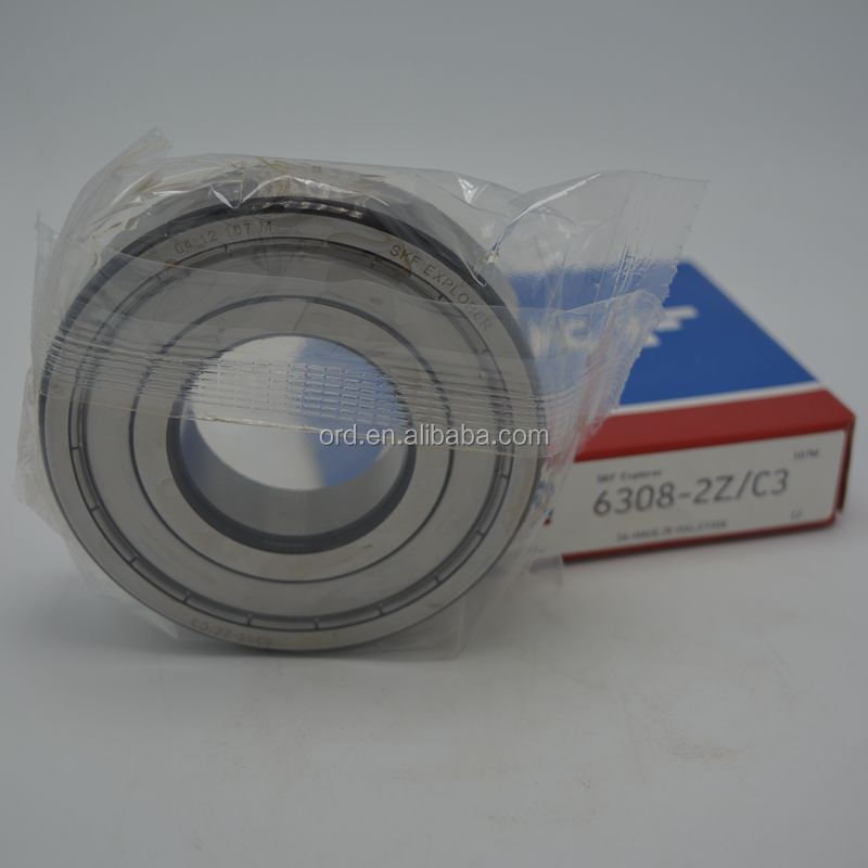 Low Noise Small Friction High Speed Skf Bearing 6414 2Z 6414 2RS 6414 RS