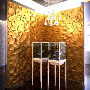 Impermeable Placas Decoración Interior Fondos 3D Paneles De Pared Para Pared  Y Techo
