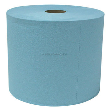 High Quality spunlace nonwoven industrial wiping paper rolls