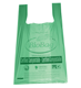 JTD manufacture wholesale custom printed corn starch 100% biodegradable plastic shopping bags
