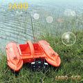 JABO 5CG 10A Radio Control Fish Finder RC Carp Bait Boat Night Sonar Detection GPS RTR