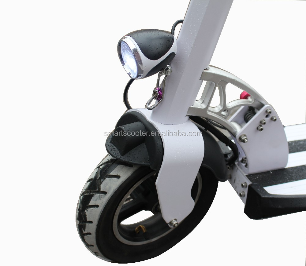 Self balancing two wheeler 40 mph 1500w evo electric scooter