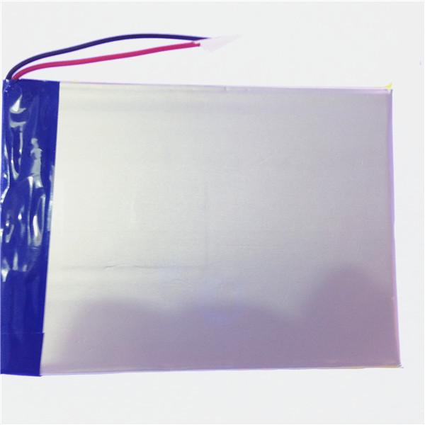 407095 литий-полимерный 3.7 В 4200 мАч планшет аккумулятор с по защите для планшет пк