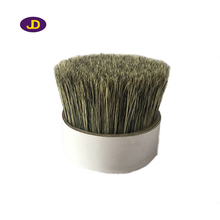 Manufacturer wholesal Natural gray pig bristles