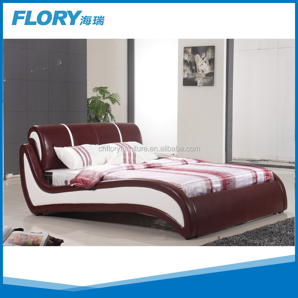 China Modern Furniture Latest Double Bed Designs Bl9068 Buy